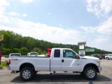 2015 Oxford White Ford F250 Super Duty XLT Super Cab 4x4 #95801049