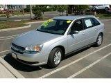 2005 Galaxy Silver Metallic Chevrolet Malibu Maxx LS Wagon #9566343