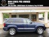 2006 Midnight Blue Pearl Jeep Grand Cherokee Limited 4x4 #95804160