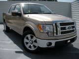 2012 Pale Adobe Metallic Ford F150 Lariat SuperCrew #95804260