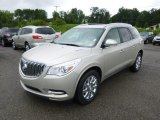 2015 Champagne Silver Metallic Buick Enclave Leather #95804205