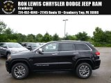 2014 Brilliant Black Crystal Pearl Jeep Grand Cherokee Limited 4x4 #95804147