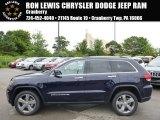 2014 True Blue Pearl Jeep Grand Cherokee Limited 4x4 #95804146