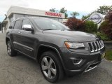 2014 Granite Crystal Metallic Jeep Grand Cherokee Overland 4x4 #95804140