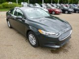 2015 Ford Fusion S Data, Info and Specs