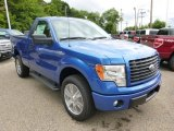 2014 Ford F150 STX Regular Cab 4x4 Data, Info and Specs