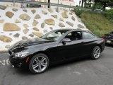 2014 BMW 4 Series Jet Black