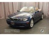 2006 Monaco Blue Metallic BMW 3 Series 330i Convertible #9552924