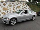 2014 Orion Silver Metallic BMW 3 Series 328i xDrive Sedan #95832012