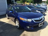 2009 Vortex Blue Pearl Acura TSX Sedan #95831888