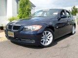 2006 Monaco Blue Metallic BMW 3 Series 325i Sedan #9279196