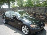 2006 Jet Black BMW 3 Series 330i Sedan #9327046