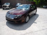 2012 Bordeaux Reserve Metallic Ford Fusion S #95831988