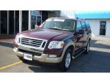 2006 Dark Cherry Metallic Ford Explorer Eddie Bauer 4x4 #9228664
