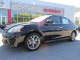 2014 Super Black Nissan Sentra SR #95831848