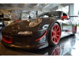 2010 Porsche 911 Grey Black/Guards Red