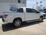 2014 White Platinum Ford F150 Lariat SuperCrew #95868478
