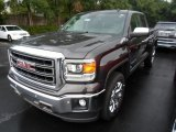 2014 Iridium Metallic GMC Sierra 1500 SLT Double Cab 4x4 #95868775