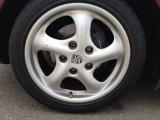 Porsche Boxster 1999 Wheels and Tires