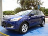 2014 Deep Impact Blue Ford Escape SE 1.6L EcoBoost #95868529