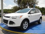 2014 Oxford White Ford Escape SE 1.6L EcoBoost #95868527