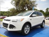 2014 White Platinum Ford Escape SE 2.0L EcoBoost #95868515