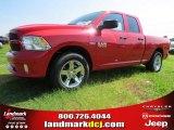 2014 Flame Red Ram 1500 Express Quad Cab #95868584