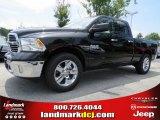 2014 Black Ram 1500 Big Horn Quad Cab #95868576
