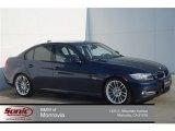 2011 Deep Sea Blue Metallic BMW 3 Series 335d Sedan #95868672