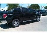 2014 Tuxedo Black Ford F150 XLT SuperCrew 4x4 #95868481