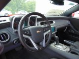2015 Chevrolet Camaro LT/RS Coupe Dashboard
