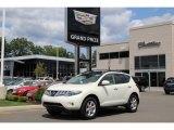 2010 Glacier White Pearl Nissan Murano S #95868347