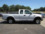 2003 Ford F150 XL SuperCab 4x4 Data, Info and Specs