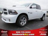 2014 Bright White Ram 1500 Sport Crew Cab #95906554