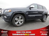 2014 Maximum Steel Metallic Jeep Grand Cherokee Limited #95906542