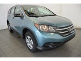 2014 Mountain Air Metallic Honda CR-V LX #95906399