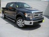 2014 Blue Jeans Ford F150 XLT SuperCrew #95906630