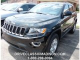 2014 Black Forest Green Pearl Jeep Grand Cherokee Laredo 4x4 #95906755