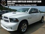 2014 Bright White Ram 1500 Sport Crew Cab 4x4 #95906611