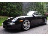 2005 Black Porsche 911 Carrera S Cabriolet #95906438