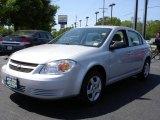 2007 Ultra Silver Metallic Chevrolet Cobalt LS Sedan #9551296
