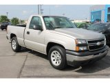 2007 Chevrolet Silverado 1500 Classic LS Regular Cab Data, Info and Specs