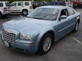 2008 Clearwater Blue Pearl Chrysler 300 Touring #9320264