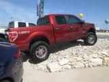 2014 Sunset Ford F150 Lariat SuperCrew 4x4 #95946094