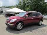2010 Red Jewel Tintcoat Buick Enclave CXL AWD #95946169