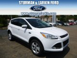 2014 Oxford White Ford Escape SE 1.6L EcoBoost 4WD #95946245