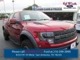 2014 Ruby Red Ford F150 SVT Raptor SuperCrew 4x4 #95946117