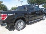 2014 Tuxedo Black Ford F150 XLT SuperCrew 4x4 #95946104