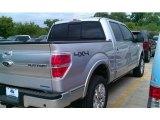 2014 Ingot Silver Ford F150 Platinum SuperCrew 4x4 #95946103