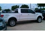 2014 White Platinum Ford F150 Platinum SuperCrew 4x4 #95946101